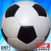 Machine Stitched Leather mini 32 panel soccer ball