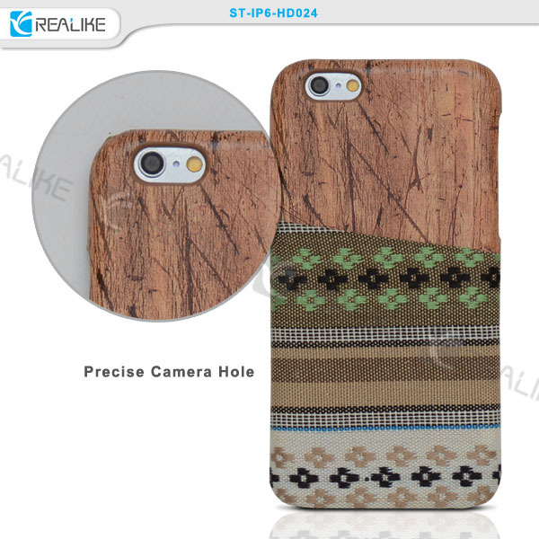 Original guangzhou price wholesale wood case for iphone 7