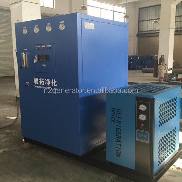 Safty grade high quality nitrogen inflation equipment made in China cabinet type