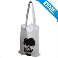 Wholesale Cotton Fabric Drawstring Bag Light Up Halloween Buckets Cotton Canvas China