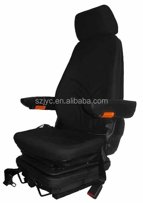 Air suspension backrest/weight/height adjustable car seat YHF-07