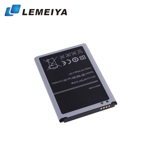 china mobile used batteries battery for galaxy note 3 cell phones used for samsung GB/T18287-2000