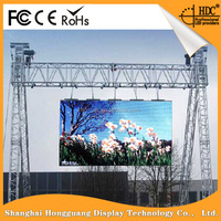 Full color led module P6.67 led commercial advertising display outdoor led screen