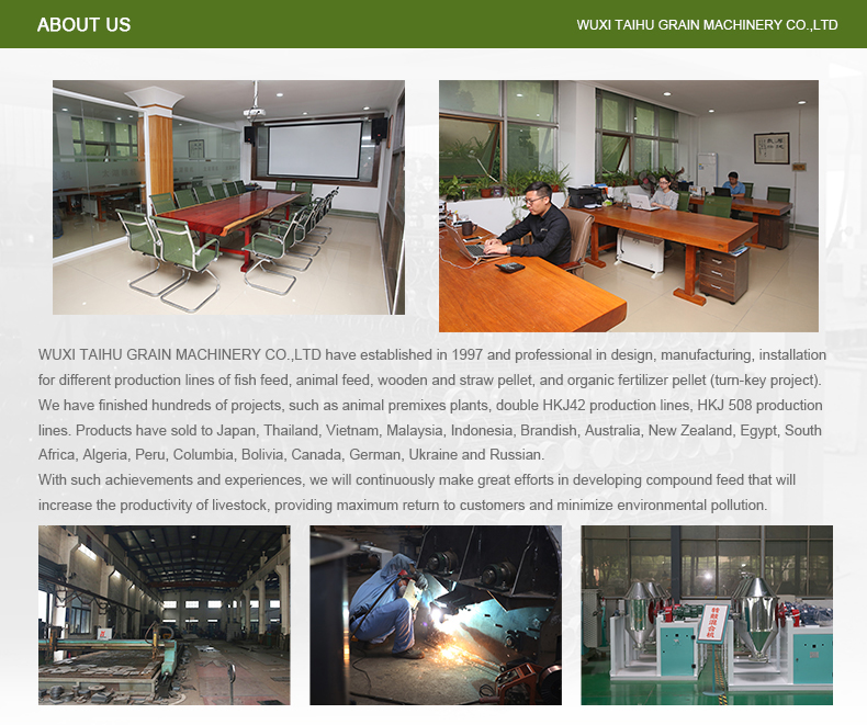 China supplier poultry feed hammer mill machinery Newly