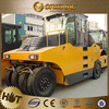 Compactor machine xcmg rubber tire road roller xp163 for sale