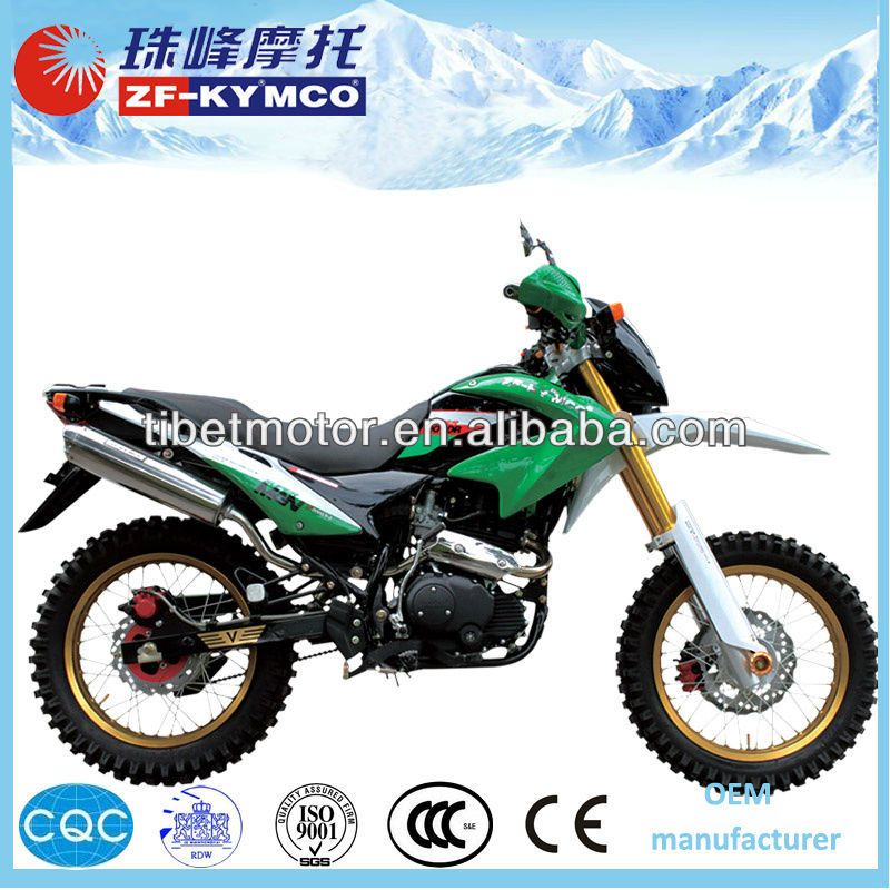 Chinese high quality cheap dirt bike for sale(ZF200GY-5)