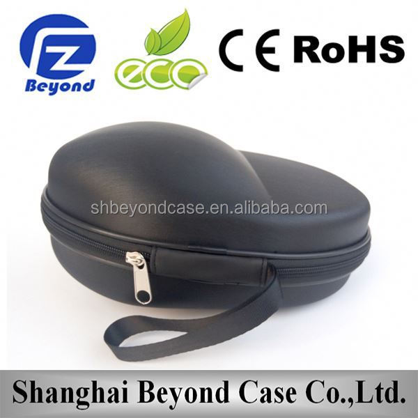Headband Style bluetooth headset n65 earphone carrying case
