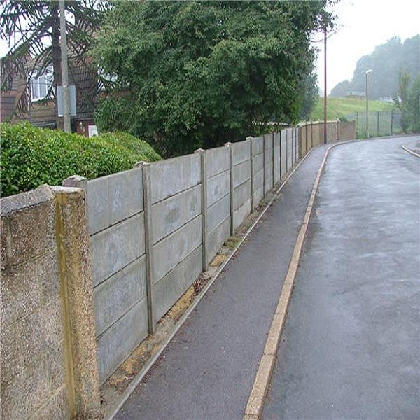 Precast concrete fencing molds for sale fence concrete column concrete post fence concrete wall - Precast concrete fences ...