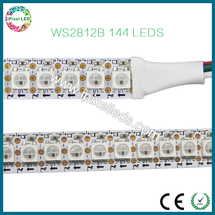 Programmable 5050 rgb led programmable ws2812 rope light