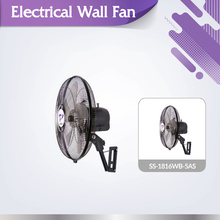Taiwan online shopping SS-1816WB-5AS practical oscillation standard wall fan
