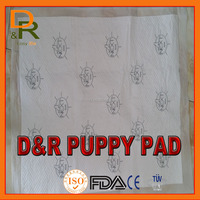 Hot sale low cost puppy training pad dog pads