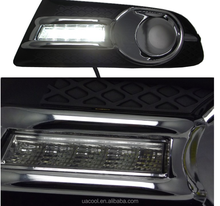 Wholesale price used car parts head light daytime light for buick Hideo GT11-12 head lamp