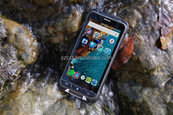 4.7inch 4G andriod smart rugged phone CCT-S10