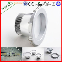 Indoor Decorative 12W Recessed Led Down Light Fixtures