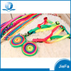 Hot Selling Pet Harness & Leash Colorful Nylon Pet Dog Harness