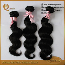 Grade 7a Virgin Hair Peruvian Body Wave 100% Cheap Human Hair Braiding Hair