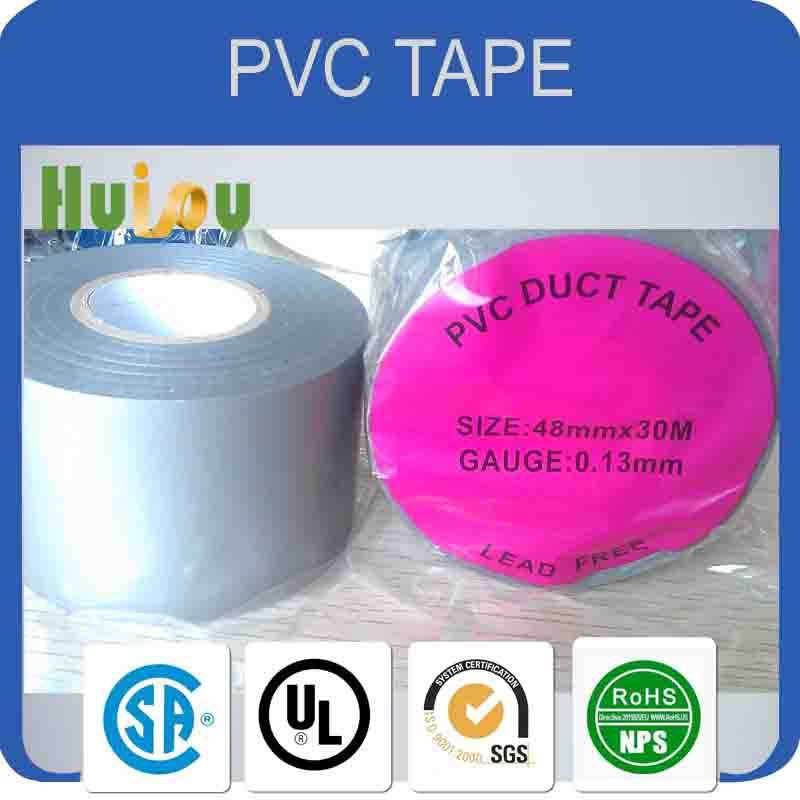 Silver Duck Strong Repair Sealing Joining PVC Duct Tape 48mm x 30m