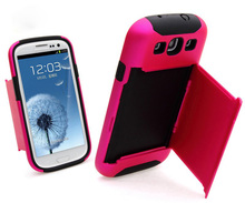 Credit card case for galaxy s3,Mobile Phone Cover Case for Galaxy S3 i9300
