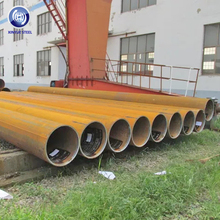 Erw Circular Hollow Section Structural Steel Fabrication