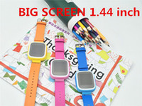 Cheap Watch Kids Smart Watch GPS LBS Double Location Safe Children Watch Activity Tracker SOS Call SIM Card with big screen