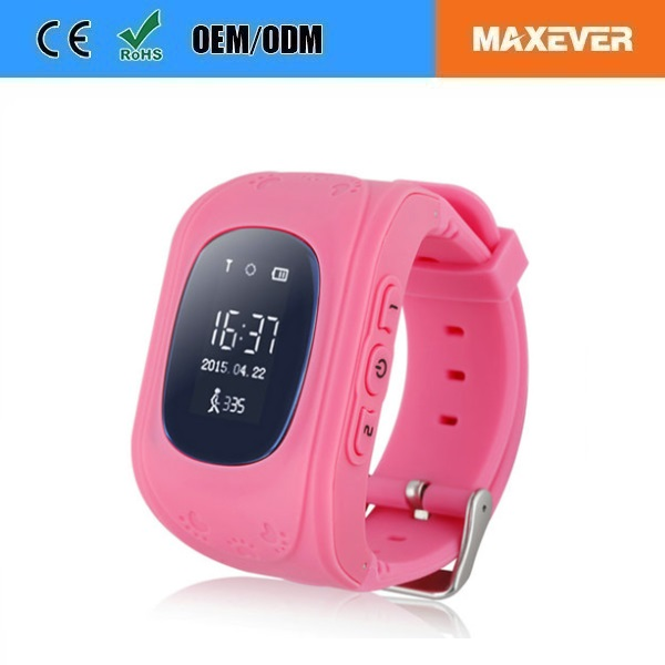 Wrist GPS Tracker Kids Q50 Smart Watch for Kids-care WAP /GPRS/ GPS / SOS Watch Mobile Phone Anti Child Lost