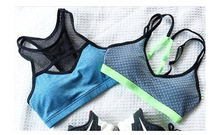 Wholesale fashion sexy jog sprot bra <strong>sports</strong> pattern