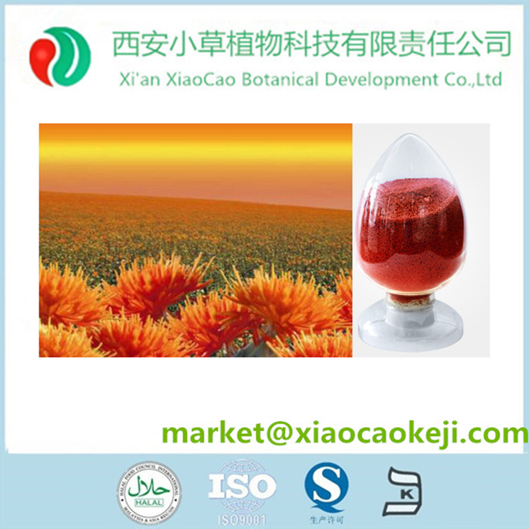 Promoting blood 2% Carthamin Safflower extract