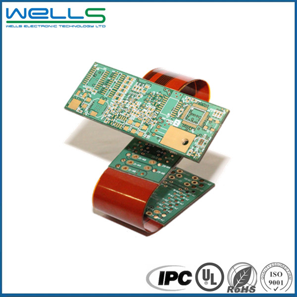 Rigid flexible pcb fpc Printed circuit board with multiple functions