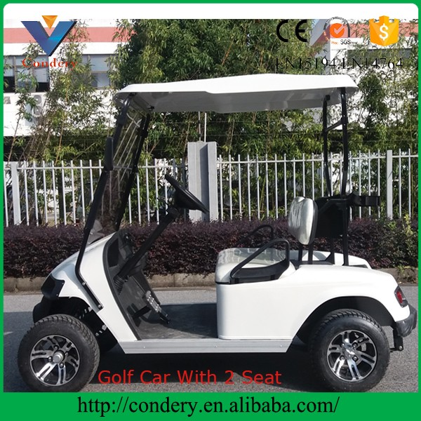 2 Seater Electric Golf Carts/Sightseeing cars