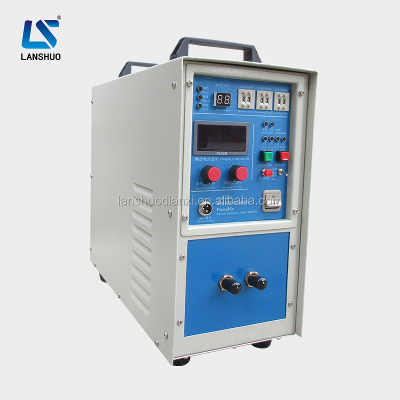 steel wire annealing heat treatment induction heating furnace