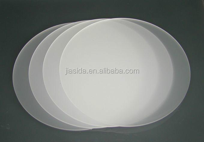 JIASIDA Good Quality LED Light Polycarbonate Diffuser Sheet