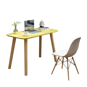 Cheap design plastic dining table and chair chairs set