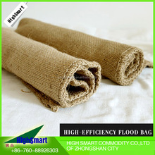 2016 nonwoven sandless inflatable sandbag for anti-flood water stop