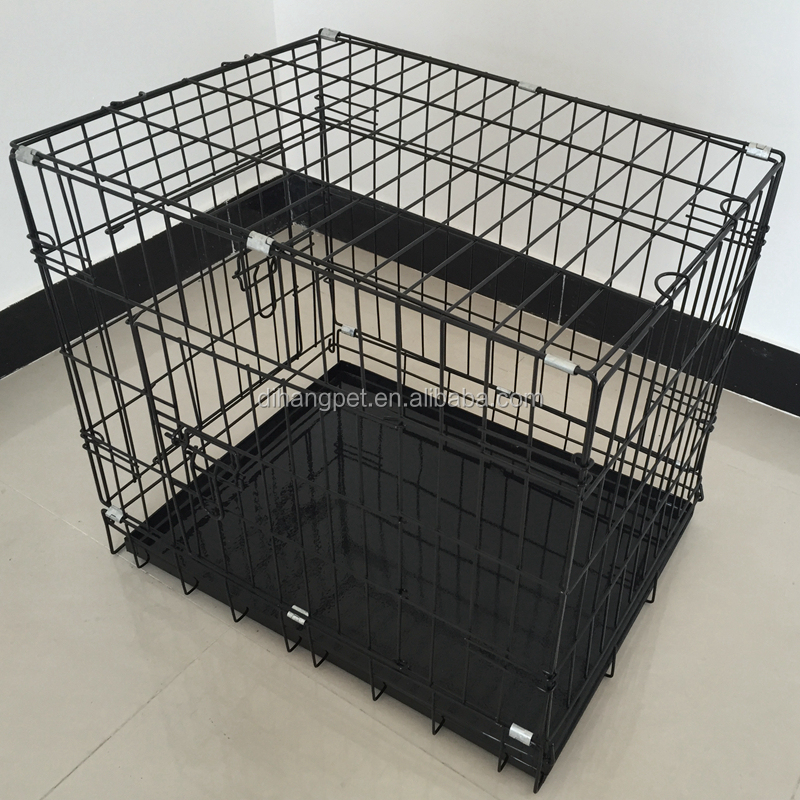 Folding Dog Cage,Large Dog Kennel Made in China ,Cheap