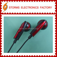 High quality resolution earphone for gionee china wholesale Japan for ipod