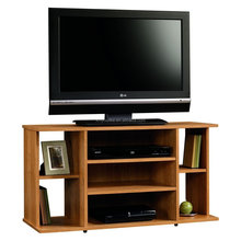 New Style Modern Bamboo Wooden TV Rack Designs