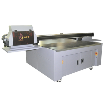 Custom Printed Digital Printer New head uv flatbed printers high quality
