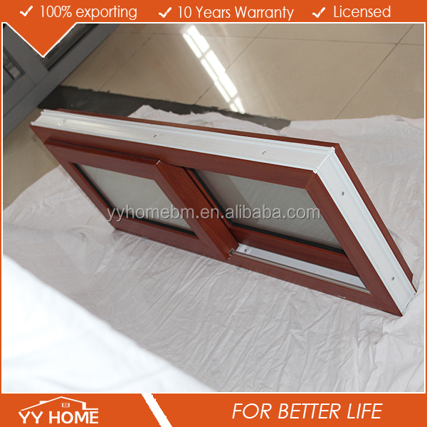 YY home plastic window UPVC windows UPVC window and doors