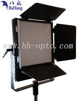 160W LED video light for studio photography