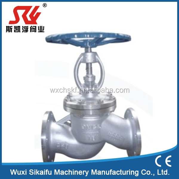 Top quality globe valve union bonnet type