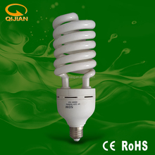 cfl energy saving bulb lampof spiral series