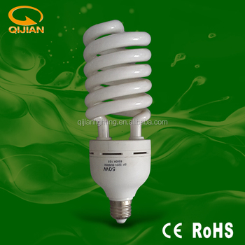 energy saving bulb of spiral series
