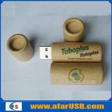 Recycled Paper Memory USB Flash 1GB, Paper Shape USB Memory Stick