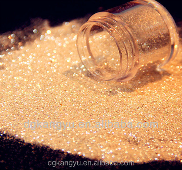 glitter for crumpled covering fabric material glitter