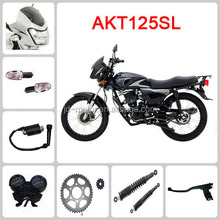 motorcycle spareparts for AKT125 SL
