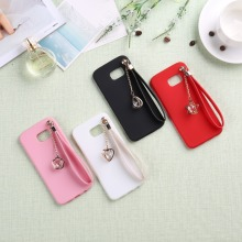 Soft cell phone cover for samsung, OEM covers case for samsung galaxy s7 edge S8 S6 S4 mobiles phone cases