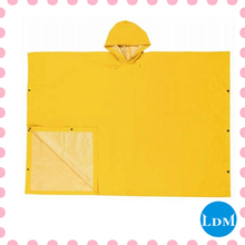 Disposable Adult Poncho Raincoat