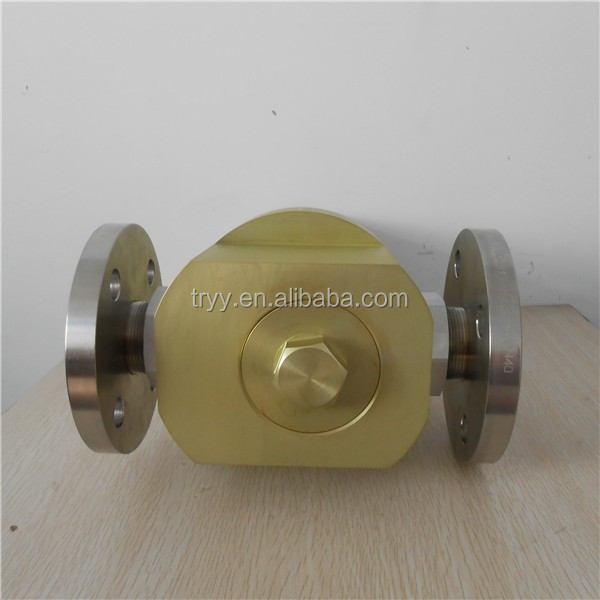 RYLA series Aviation system Aluminum forgings fuel filter strainer