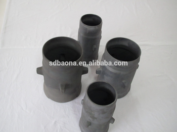 High temperature tolerance Silicon Carbide Ceramic industrial combustion chamber