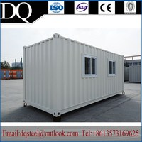 Economic compressible prefabricated mobile house container
